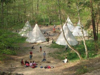 AUSGEBUCHT! Herbst-Naturcamp für Kids – 12.-15.10.2020